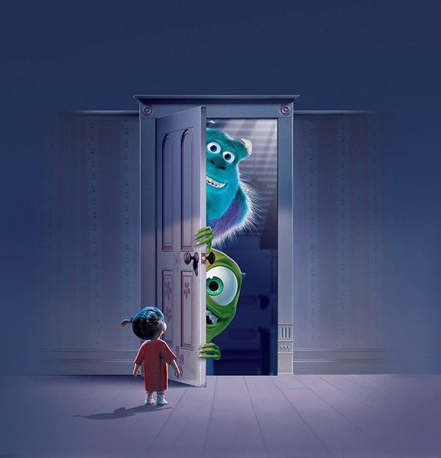 Monsters, Inc (9)