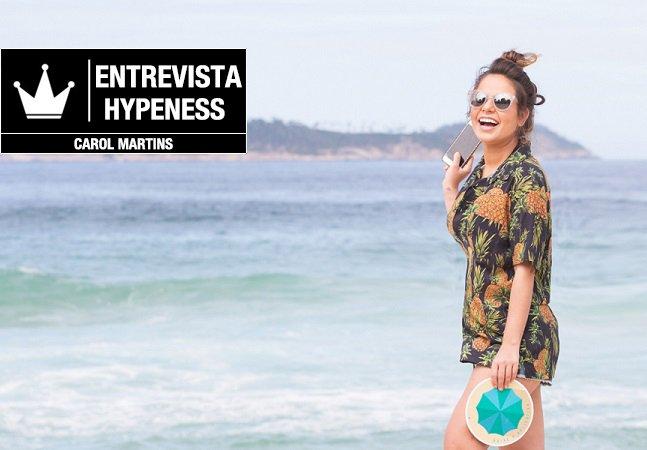 """Conheça a carioca que quer revolucionar a praia com o """"Uber das areias"""""""