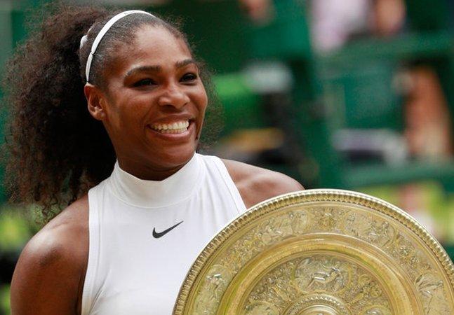 Por que a vitória de Serena Williams  em Wimbledon não tem o merecido  destaque na imprensa?