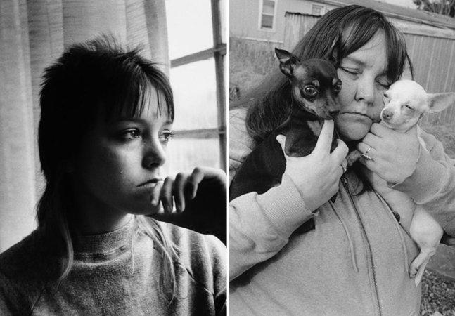 O poderoso ensaio da fotógrafa Mary Ellen Mark reencontrando a menina prostituta que se tornou sua musa