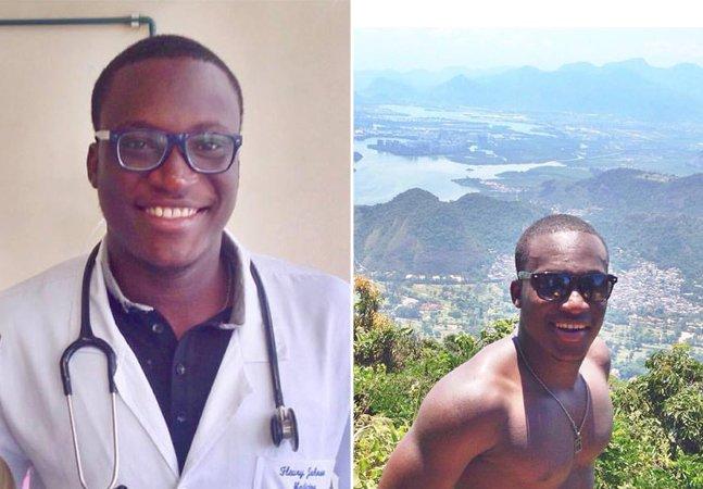 O impactante depoimento de um estudante de medicina africano da UFRJ sobre o racismo no Brasil