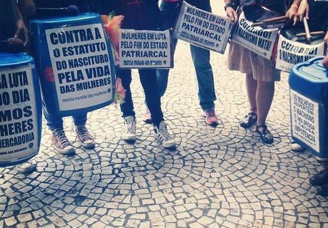 Virada feminista sacode São Paulo em setembro