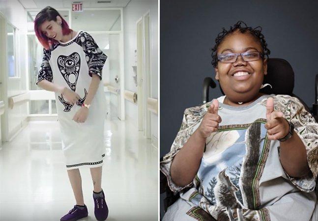 Designers redesenham aventais de hospital para fazer com que adolescentes se sintam melhor