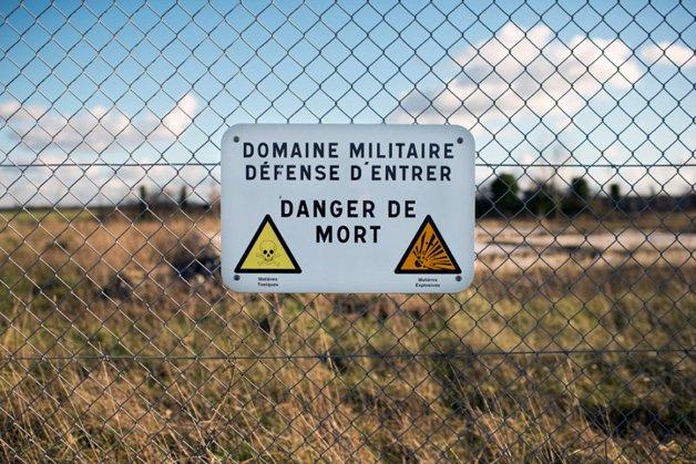 Ex-ETAMAT de Thouars (79)