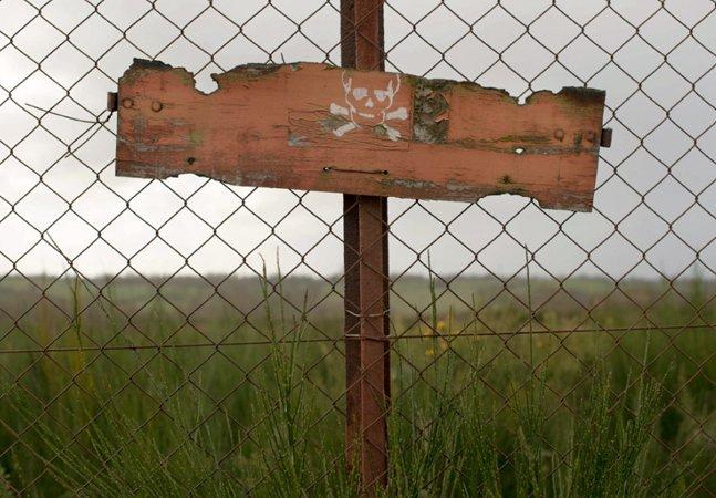 A 'terra proibida' francesa que ainda  esconde restos humanos e munições  químicas da 1ª Guerra Mundial