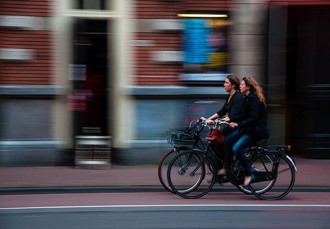 Prefeitura de SP quer pagar população para utilizar a bike como transporte