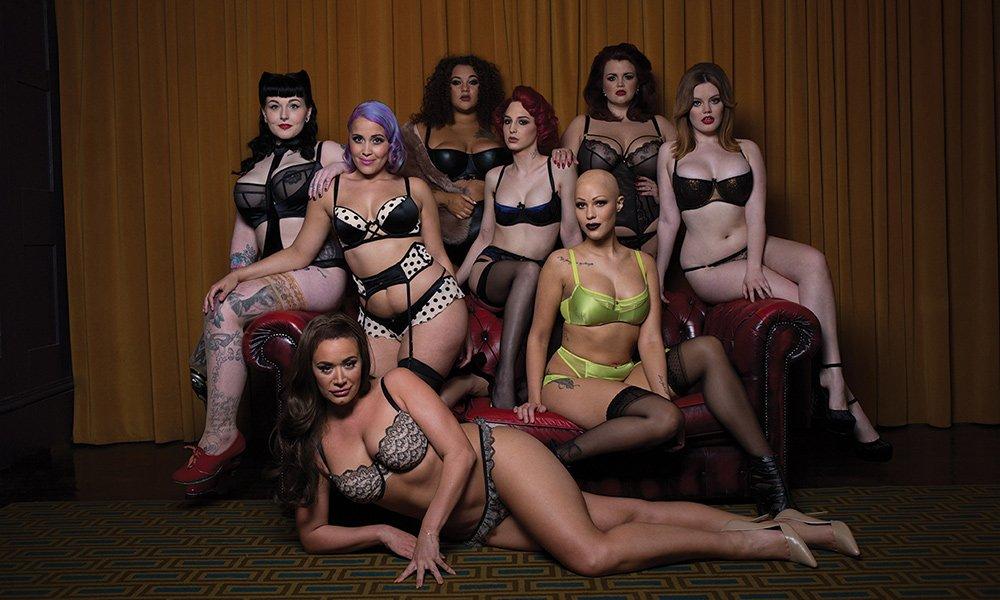 Marca de lingerie cria campanha inspiradora  valorizando diversidade da beleza