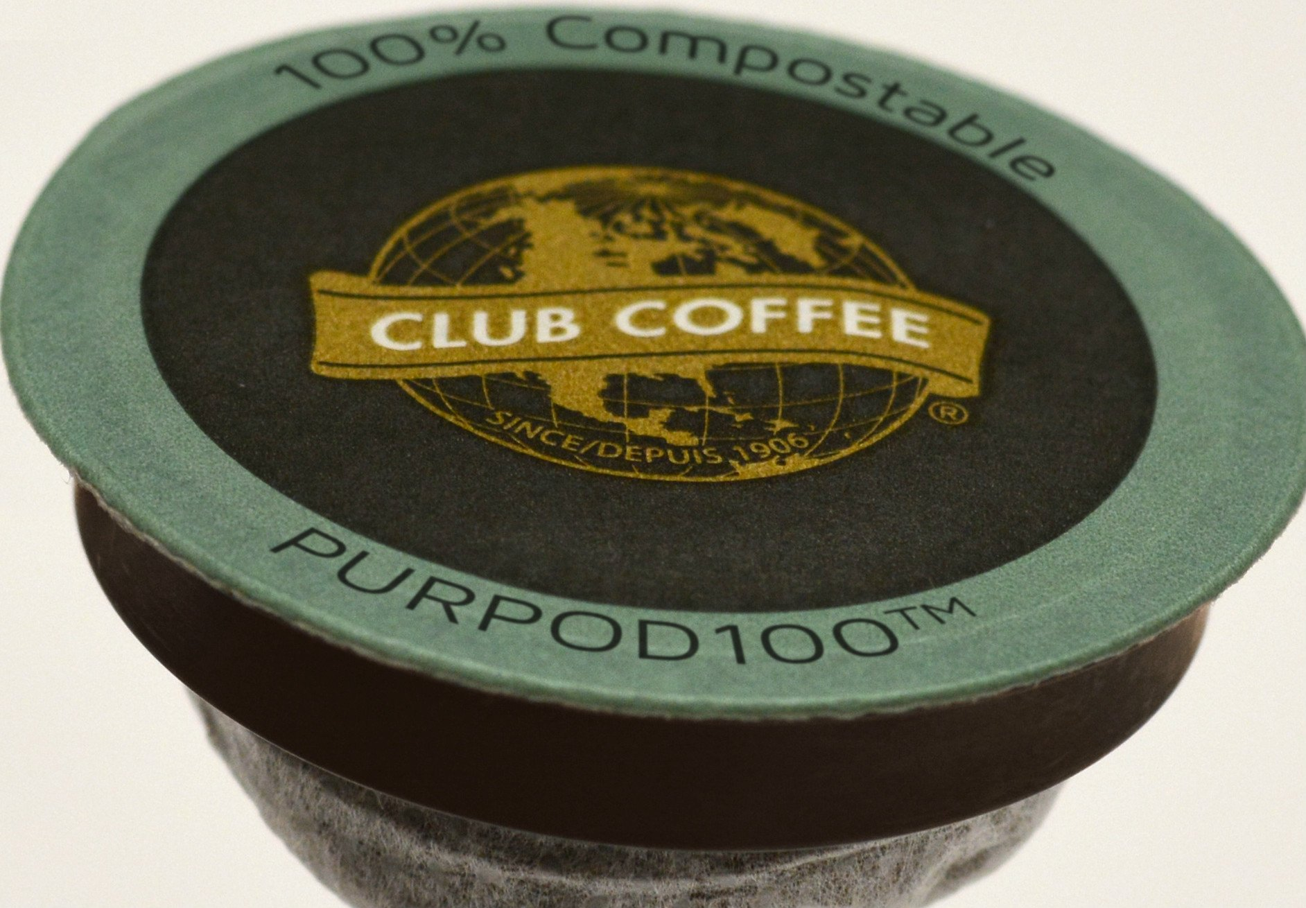 Finalmente alguém inventou cápsulas biodegradáveis para café