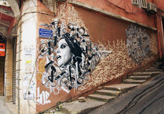 Conheça o 'Banksy de Beirut', o artista que quer unir a cidade através de seus incríveis murais