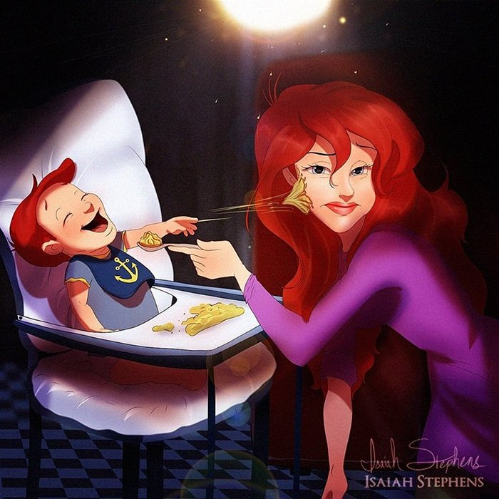 disney-princesses-reimagined-as-moms-isaiah-stephens-8-578f2c475b54a__700