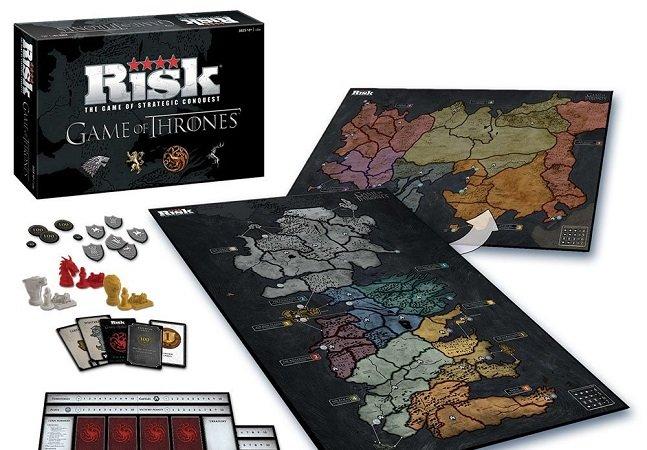 Existe um tabuleiro 'tipo War' versão Game of Thrones para quem acha que não está viciado o suficiente