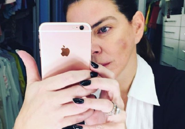 Depois de Luiza Brunet, Gisele Fraga revela ter sido vítima de relacionamentos abusivos