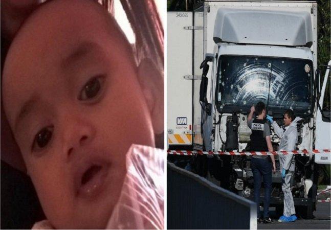 Depois do atentado na França,  família de Nice encontra bebê perdido  graças ao Facebook