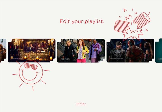 Site permite criar listas personalizadas de filmes e séries no Netflix
