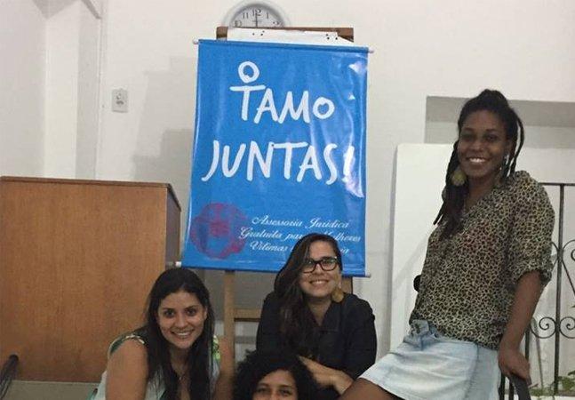 Advogadas se mobilizam e  criam coletivo de assessoria  jurídica gratuita para mulheres