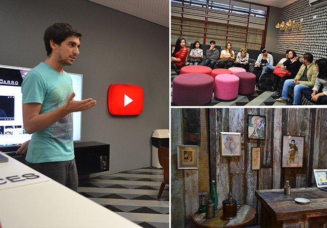 Conheça o YouTube Space, uma escola para youtubers em SP