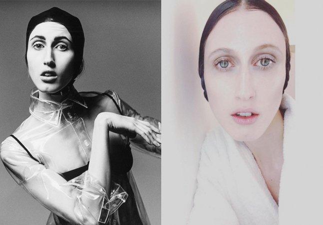 Anna Cleveland: a modelo do momento promove uma estética impactante
