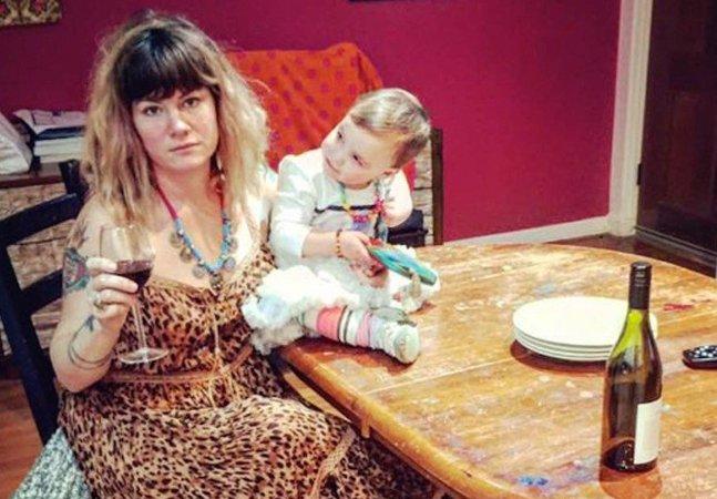O relato desta mulher resume a forma diferente como as pessoas tratam um pai e uma mãe