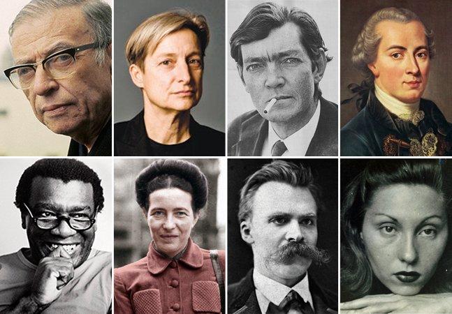 Nietzsche, Kant, Sartre, Cortázar, Clarice Lispector, Antônio Cândido: baixe milhares de e-books grátis