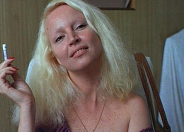 """A atriz Elke Maravilha em cena do filme """"Pixote - a lei do mais fraco"""", de Hector Babenco (1981)"""