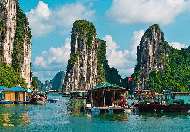 Conheça um dos arquipélagos mais incríveis do mundo