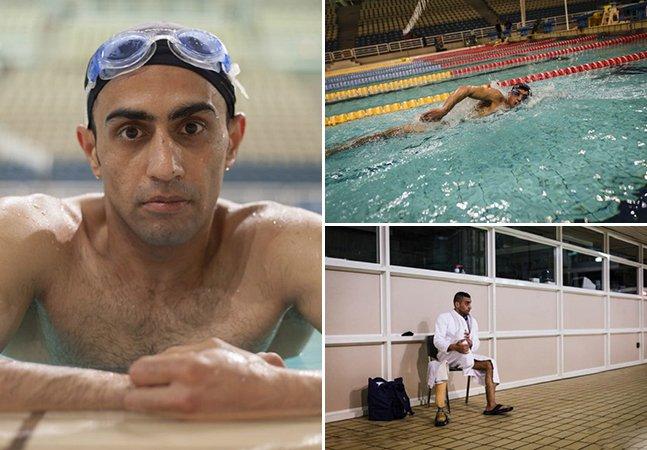 Atleta que faz parte do time de refugiados nas Paralimpíadas perdeu a perna tentando ajudar um amigo