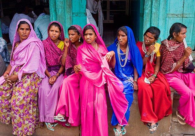 Não usar saias é nova recomendação para turistas na Índia
