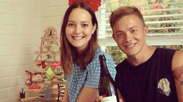 Samuel e sua irmã