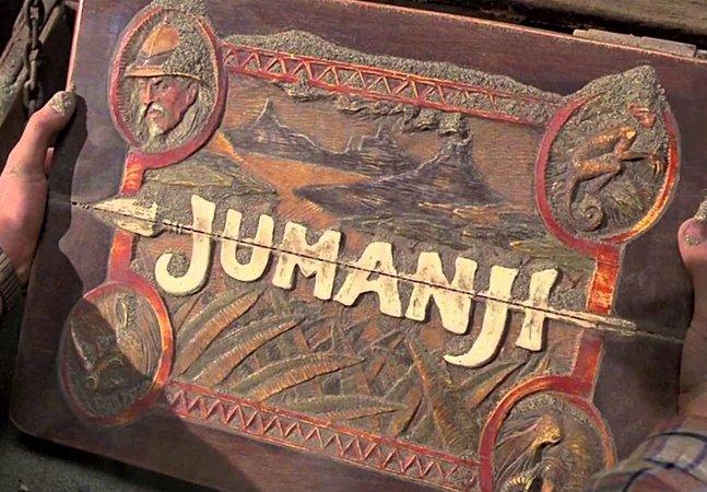 Depois de 20 anos Jumanji ganhará uma sequência