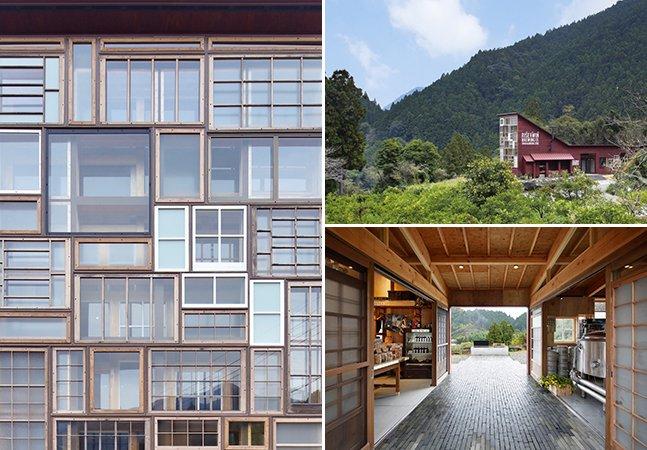 Desperdício zero! Japão constrói casa inacreditável apenas com materiais descartados
