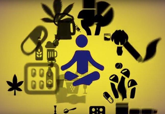 Com experiência 'de festas eletrônicas à cracolândia', psicológo lança canal no Youtube sobre redução de danos