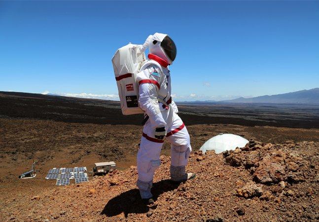 NASA termina experimento que simulou vida em Marte durante um ano em vulcão isolado