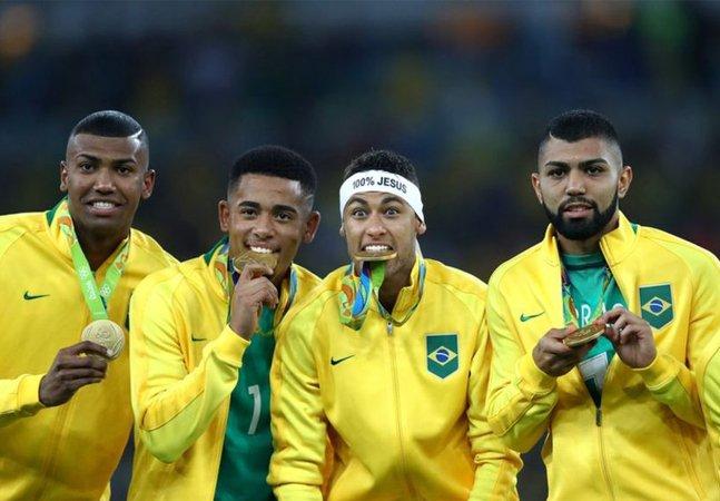 Diferença no prêmio total recebido por cada medalhista ilustra a desigualdade no esporte olímpico brasileiro