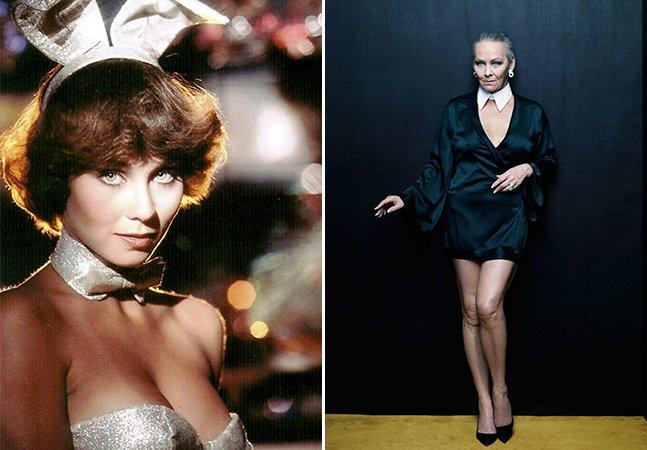 Série fotográfica documenta as mudanças em modelos da Playboy retratadas décadas depois
