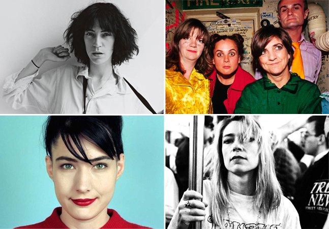 A história do punk feminista  em 10 músicas