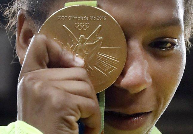 A comovente história de superação e  glória de Rafaela Silva, o primeiro ouro brasileiro nos jogos do Rio 2016