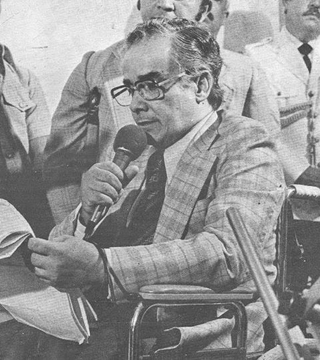Robson Sampaio de Almeida, o primeiro medalhista paralímpico do Brasil