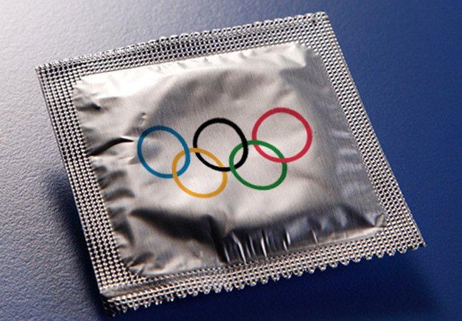 Dentro da Vila Olímpica o esporte mais praticado é o mais antigo: sexo