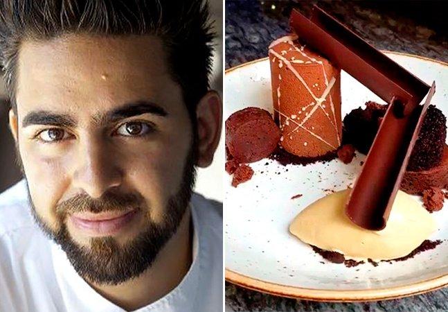 Chef brasileiro faz sucesso em NY com esta maravilhosa sobremesa