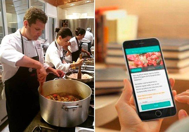 Jovens criam app que permite comprar mais barato comida que sobra de restaurantes e que iria para o lixo