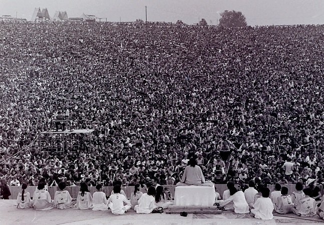 Woodstock prepara retorno em seu aniversário de 50 anos