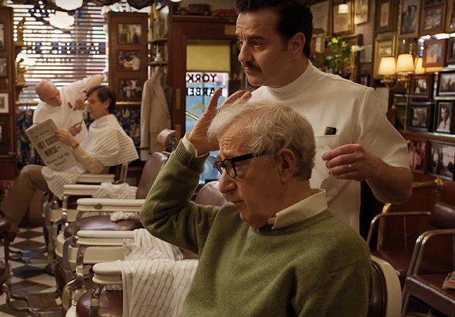 Woody Allen estreia sua  primeira serie para a TV
