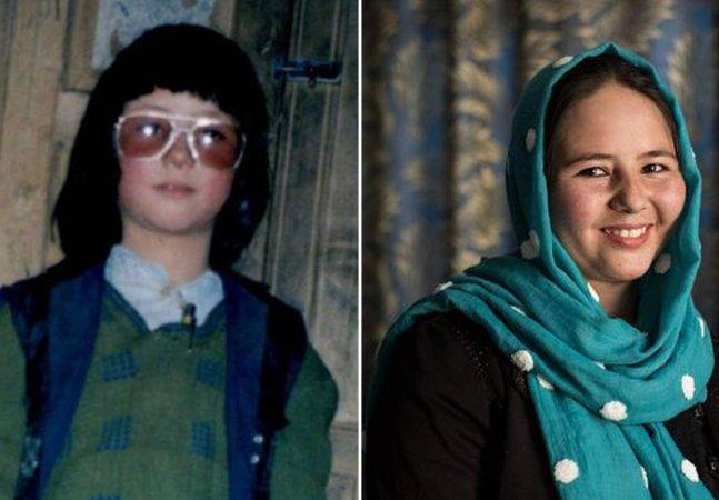 A incrível história da menina afegã que fingiu ser menino para estudar sob o regime talibã