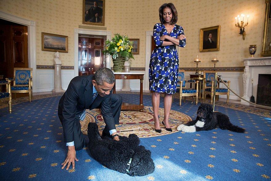 Foto: Pete Souza