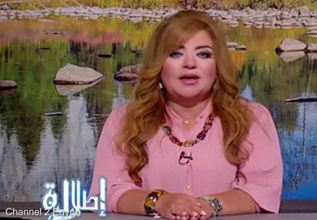 """Âncoras de TV são suspensas por 1 mês por estarem """"acima do peso"""" no Egito"""