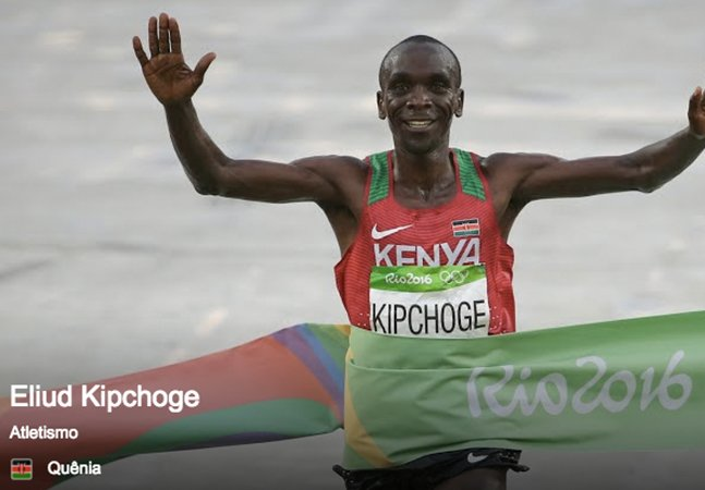 O medalha de ouro na maratona é milionário, mas prefere dividir alojamento e até limpar banheiros pra se motivar