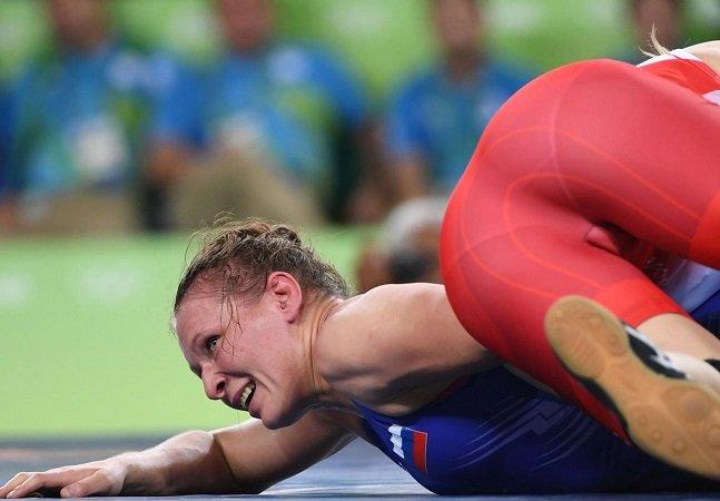 Atleta russa diz ter sido agredida por presidente da federação após derrota nas Olimpíadas