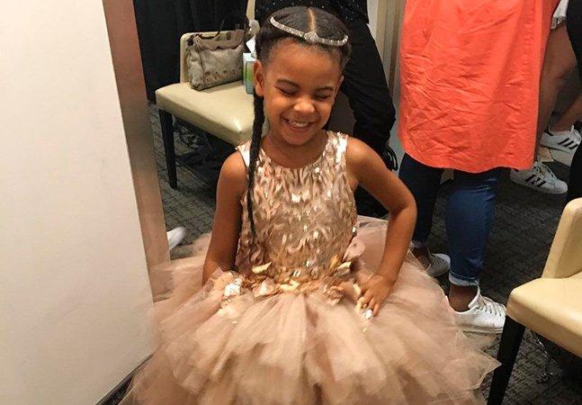 Aos 4 anos, filha de Beyoncé volta a ser alvo de ataques racistas