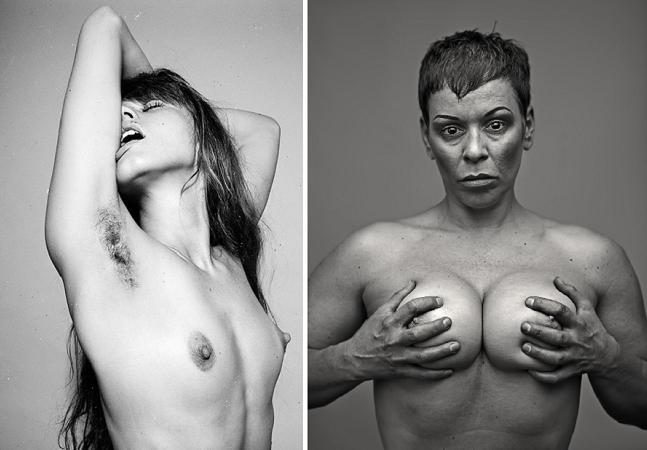 A honestidade dos retratos de Jo Schwab