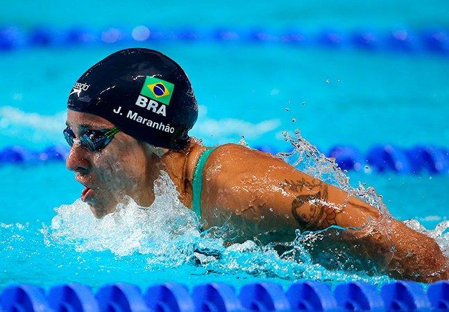 Nadadora Joanna Maranhão vai processar internautas responsáveis por ofensas